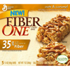 General Mills Fiber One Peanut Butter Bar BFV GEM34887-BX