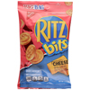 Crackers Chips Pretzels Crackers: Kraft - Ritz Bits Cheese Big Bag