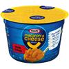 Kraft Easy Meal Mac Triple Cheese Cups, Microwavable, 10/CS BFV GEN01638