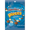 Candy Chocolate Pieces: Hershey Foods - Almond Joy Pieces Peg Bag