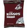 Milk Chocolate Milk: Hershey Foods - Kisses Large Peg Bag