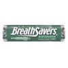 snacks: Hershey Foods - Breath Savers Wintergreen Singles