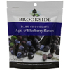 Brookside Dark Chocolate Acai & Blueberry Fruit Flavor Centers BFV HEC91116