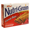 Milk Whole: Kellogg's - Nutri-Grain Bar Strawberry