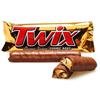 M & M Mars Twix Caramel Cookie Bar BFV MMM35391-BX