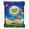 chips & crackers: Nabisco - Honey Maid Lil Squares Crackers