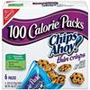 Nabisco - Chips Ahoy Thin Crisp 100 Calorie Packs