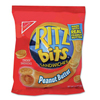 Crackers Chips Pretzels Crackers: Nabisco - Ritz Bits Peanut Butter Sandwich