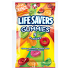 Wrigley's Lifesavers Gummies 5 Flavor Peg Pack BFV NFG08342