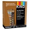 Dot Foods Kind Bars, Peanut Butter Dark Chocolate,1.4 oz., 72/CS BFV PHW25796