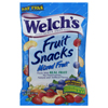 snacks: Welchs - Fruit Snacks Mixed Flavors