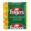 Folgers Coffee Decaf Classic Roast BFV PRO20007