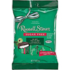Candy Chocolate Pieces: Russell Stover - Mint Patty Sugar Free Peg Bag
