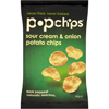 Popchips Sour Cream & Onion Potato Chip BFV SMC70070