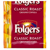 Folgers Coffee Classic Roast Cinch Bag BFV SMU06127