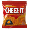 Keebler Cheez-It Snack Crackers BFV SUB12261