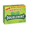 snacks: Wrigley's - Doublemint Gum Slim Pack 15 Stick