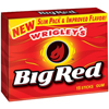 Big Red Gum Slim Pack 15 Stick