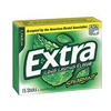 Extra Gum Spearmint Slim Pack