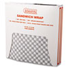 Packaging Dynamics Bagcraft Papercon Grease-Resistant Paper Wrap/Liners BGC 057800