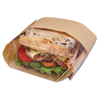 Packaging Dynamics Bagcraft Papercon® Dubl View® Sandwich Bags BGC 300094