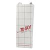 Packaging Dynamics Bagcraft ToGo! Foil Insulator Deli & Sandwich Bags BGC 300505