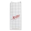 Packaging Dynamics Bagcraft ToGo! Foil Insulator Deli & Sandwich Bags BGC 300507