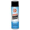 Air Freshener & Odor: Big D Industries Aerosol Room Deodorant