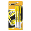 Bic BIC® Brite Liner® Erasable Highlighters BIC BLERP31YW