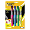 Bic BIC® Brite Liner® Chisel Highlighters BICBLMGP41ASST