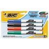 Bic BIC® Great Erase® Bold Pocket-Style Dry Erase Marker BICDECFP41ASST