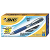 Bic BIC® BU3™ Retractable Gel Pen BIC RBU311BE