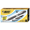 Bic BIC® BU3™ Retractable Gel Pen BIC RBU311BK