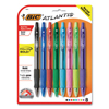 Bic BIC® Velocity® Retractable Ballpoint Pen BIC VLGBAP81AST
