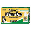 Bic BIC® Wite-Out® Brand Extra Coverage Correction Fluid BIC WOFEC324