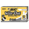 Bic BIC® Wite-Out® Brand Quick Dry Correction Fluid BIC WOFQD324