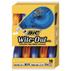 Writing Supplies: BIC® Wite-Out® Brand EZ Correct™ Correction Tape