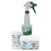 cleaning chemicals, brushes, hand wipers, sponges, squeegees: PAK-IT® Neutral Disinfectant Surface Cleaner