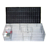 Bird Repellents Humane Traps: BirdBGone - Pigeon Trap with Shade, Food & Water Containers