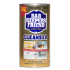 cleaning chemicals, brushes, hand wipers, sponges, squeegees: Bar Keepers Friend® Powdered Cleanser & Polish
