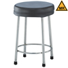 Blickman Industries Padded MRI Safe Exam Stool BLI 1027445000