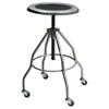 Blickman Industries Clifton Spindle Exam Stool BLI 1027745001