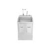 Blickman Industries Windsor Scrub Sink w/Infrared Water Control BLI 1317881001