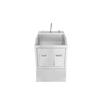 Blickman Industries Windsor Scrub Sink w/Elbow Action Control BLI 1317881004