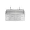 Blickman Industries Lodi Scrub Sink BLI 1339882P00
