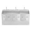 Blickman Industries Lodi Scrub Sink BLI 1339882W00