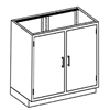 Blickman Industries Base Cabinet BLI 2013235200