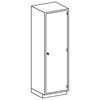 Blickman Industries High Cabinet BLI2030424000