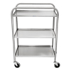 Blickman Industries Standard Medium-Duty Utility Cart BLI 2427535000