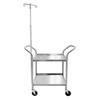 Blickman Industries Heavy-Duty Utility Cart BLI 2427537001